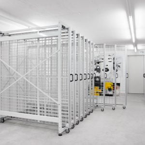 Art Gallery Compact Systems