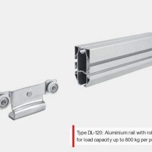 Aluminium Rails