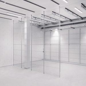 Static Storage System